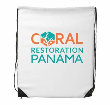 Backpack Coral Restoration Panama | Island Art  Products | Art & Souvenirs - Serving Bocas del Toro and Panamá - Support Coral Restoration!